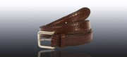 Freshwater Crocodile Whipstitch 38 mm